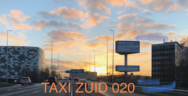 Taxi Amsterdam Schiphol Airport Service - TAXI ZUID 020